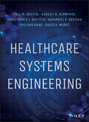 Healthcare Systems Engineering 1st Edition 9781118971109 1118971108