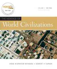 Heritage of World Civilizations, The, Volume 1 8th edition 9780136002772 0136002773