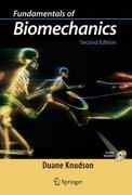 Fundamentals of Biomechanics 2nd edition 9780387493114 0387493115