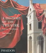 A History of the Theatre 2nd Edition 9780714827360 0714827363