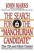 "The Search for the ""Manchurian Candidate"" 1st Edition 9780393307948 0393307948"