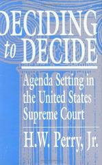 Deciding to Decide 1st Edition 9780674194427 067419442X