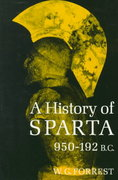 A History of Sparta, 950-192 B. C. 1st Edition 9780393004816 0393004813