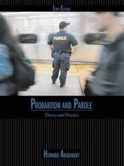 Probation and Parole 10th Edition 9780132350051 013235005X