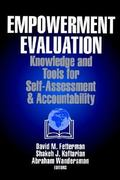 Empowerment Evaluation 1st edition 9780761900252 076190025X