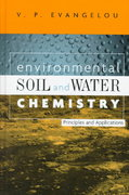 Environmental Soil and Water Chemistry 1st edition 9780471165156 0471165158
