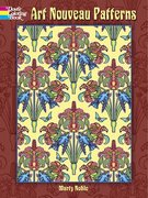 Art Nouveau Patterns 0 9780486461984 048646198X