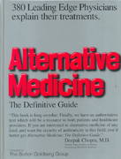 Alternative Medicine 1st Edition 9780963633439 0963633430