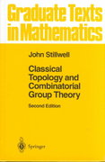 Classical Topology and Combinatorial Group Theory 2nd edition 9780387979700 0387979700