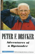 Adventures of a Bystander 1st edition 9780471247395 0471247391