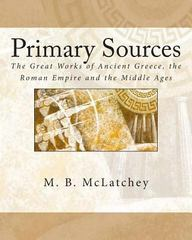 Primary Sources 4th Edition 9781514810347 1514810344