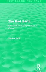 The Bad Earth 1st Edition 9781138182288 1138182281