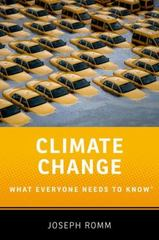 Climate Change 1st Edition 9780190250171 0190250178