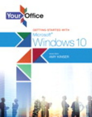 Your Office 1st Edition 9780134289229 0134289226