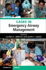 Cases in Emergency Airway Management 1st Edition 9781107437449 110743744X