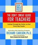 The Don't Sweat Guide for Teachers 1st Edition 9780786890538 0786890533