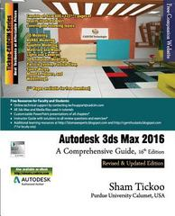 Autodesk 3ds Max 2016 1st Edition 9781942689041 1942689047
