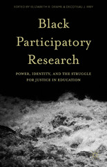 Black Participatory Research 1st Edition 9781137468994 1137468998