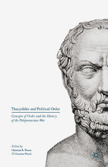 Thucydides and Political Order 1st Edition 9781137527622 1137527625