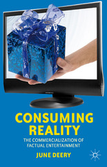 Consuming Reality 1st Edition 9781137575319 113757531X