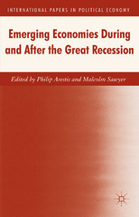 Emerging Economies During and After the Great Recession 1st Edition 9781137485557 1137485558