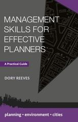 Management Skills for Effective Planners 1st Edition 9781137277008 1137277009