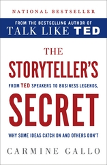 The Storyteller's Secret 1st Edition 9781466882690 1466882697