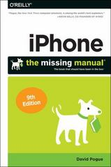 iPhone 9th Edition 9781491917916 1491917911