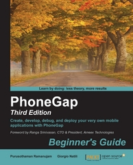 PhoneGap: Beginner's Guide - Third Edition 3rd Edition 9781784392284 1784392286