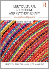 Multicultural Counseling and Psychotherapy 6th Edition 9781138953543 1138953547