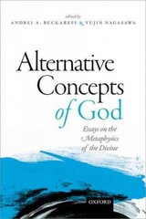 Alternative Concepts of God 1st Edition 9780191033629 0191033626