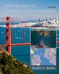 Introduction to Geospatial Technologies 3rd Edition 9781464189050 1464189056