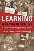 Learning as a Way of Leading 1st Edition 9780787978075 0787978078