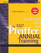 The 2007 Pfeiffer Annual 1st edition 9780787984724 0787984728