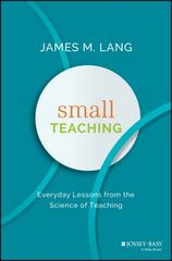Small Teaching 1st Edition 9781118944493 1118944496
