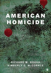 American Homicide 1st Edition 9781483384146 1483384144