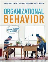 Organizational Behavior 1st Edition 9781506314402 1506314406