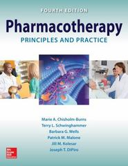 Pharmacotherapy Principles and Practice, 4E 4th Edition 9780071835039 0071835032