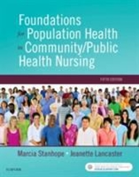 Foundations for Population Health in Community/Public Health Nursing 5th Edition 9780323443838 0323443834