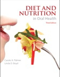 Diet and Nutrition in Oral Health 3rd Edition 9780134296722 0134296729