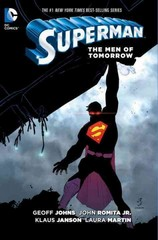 Superman: The Men of Tomorrow 1st Edition 9781401258689 1401258689