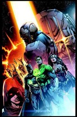 Justice League Vol. 7: Darkseid War Part 1 1st Edition 9781401259778 1401259774