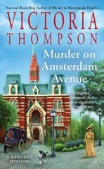 Murder on Amsterdam Avenue 1st Edition 9780425260487 0425260488