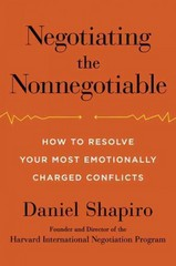 Negotiating the Nonnegotiable 1st Edition 9780670015566 0670015563