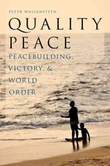 Quality Peace 1st Edition 9780190215545 0190215542