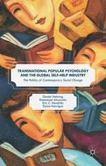Transnational Popular Psychology and the Global Self-Help Industry 1st Edition 9780230370869 0230370861