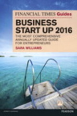 The Financial Times Guide to Business Start Up 2016 1st Edition 9781292104720 1292104724
