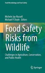 Food Safety Risks from Wildlife 1st Edition 9783319244402 331924440X