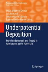 Underpotential Deposition 1st Edition 9783319243948 3319243942