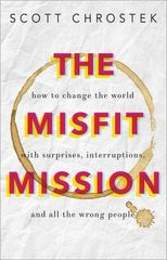 The Misfit Mission 1st Edition 9781501806087 1501806084